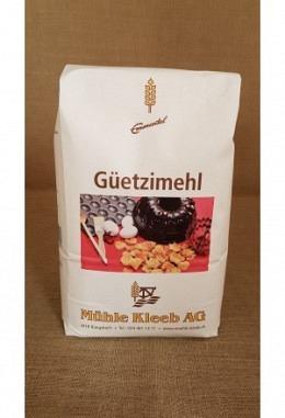 Güetzi-Mehl