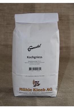 Kochgriess (Weichweizen)